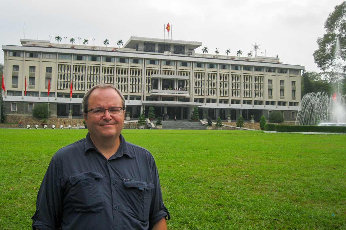 American in Vietnam