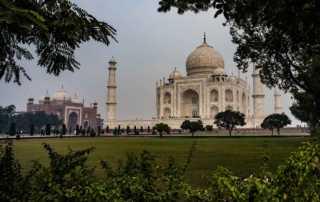 India taj mahal unesco world heritage