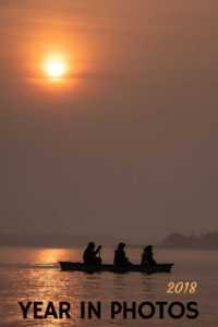 2018 Year in Photos, Denwa River, India