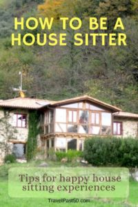 Tips for house sitters