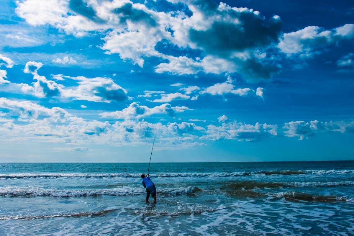 fisherman myrtle beach south carolina