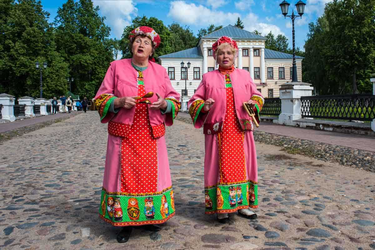 folk singers uglich russia