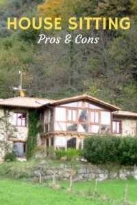 House sitting Pros and Cons
