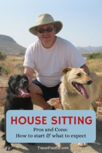 How to be a house sitter