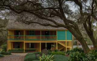 Lafayette Louisiana, historic small towns, road trip
