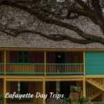 Lafayette Louisiana at center of Acadiana Cajun culture