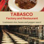 Tabasco factory near Lafayette LA