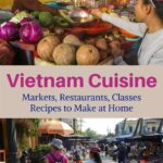Food in Vietnam:eating cooking recipes