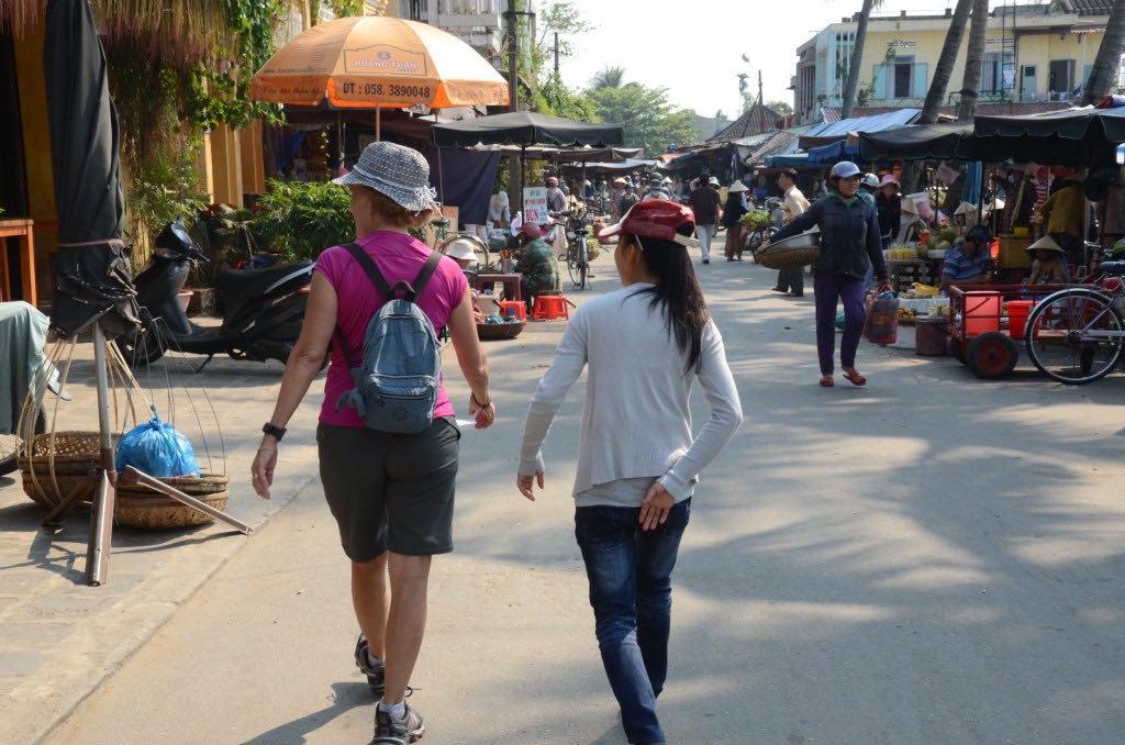 Food in Vietnam Hoi An