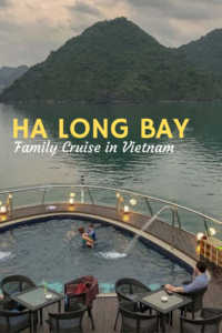 HaLong Bay Cruise Family Travel Vietnam