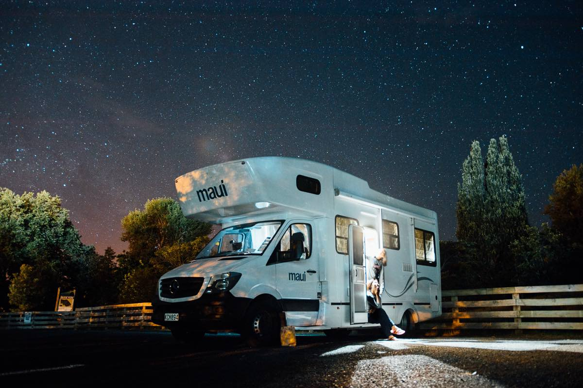 Rent or buy? Traveling by RV camper