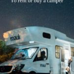 RV Camper travel for beginners