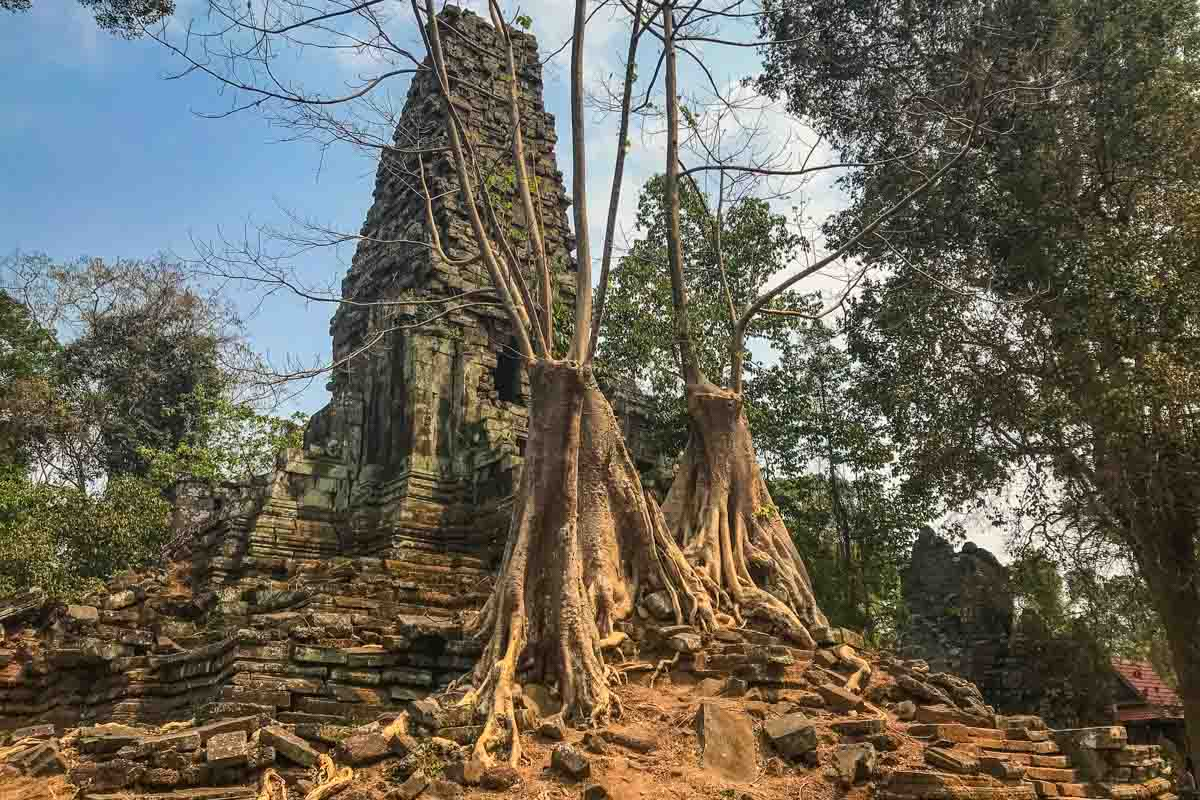 Temples Angkor Wat Siem Reap Cambodia
