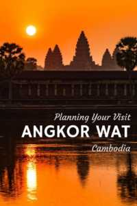 Travel Planning Angkor Wat Siem Reap Cambodia