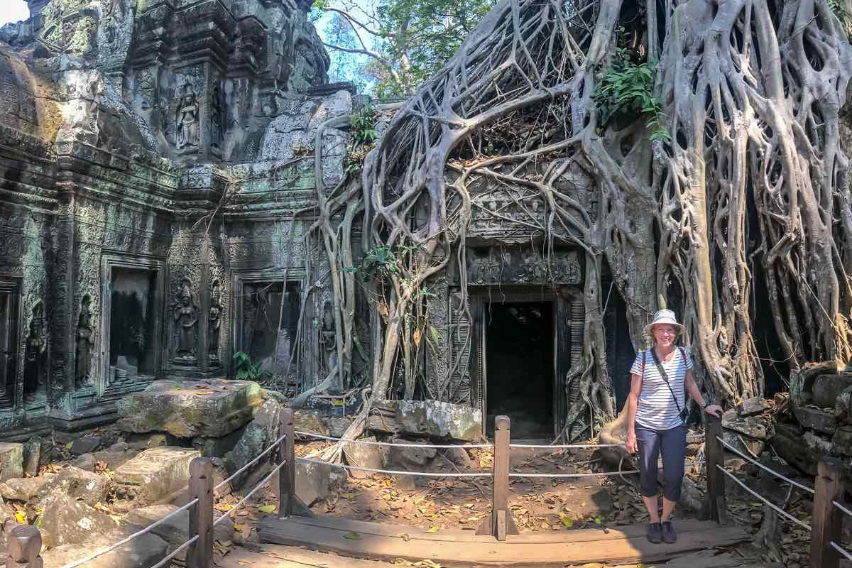Ta Prohm Angkor Wat Siem Reap Cambodia