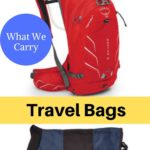 travel bags we carry