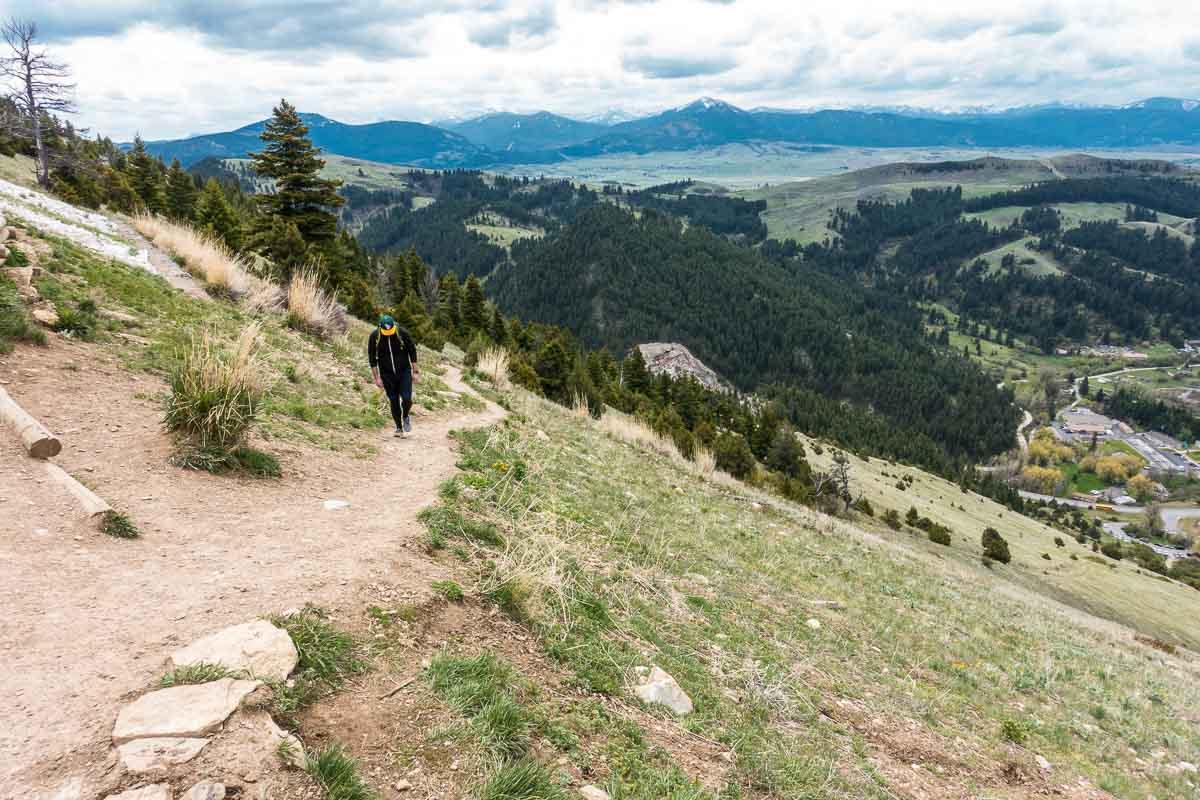 Visit Bozeman Montana Hiking