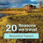 20 reasons we travel