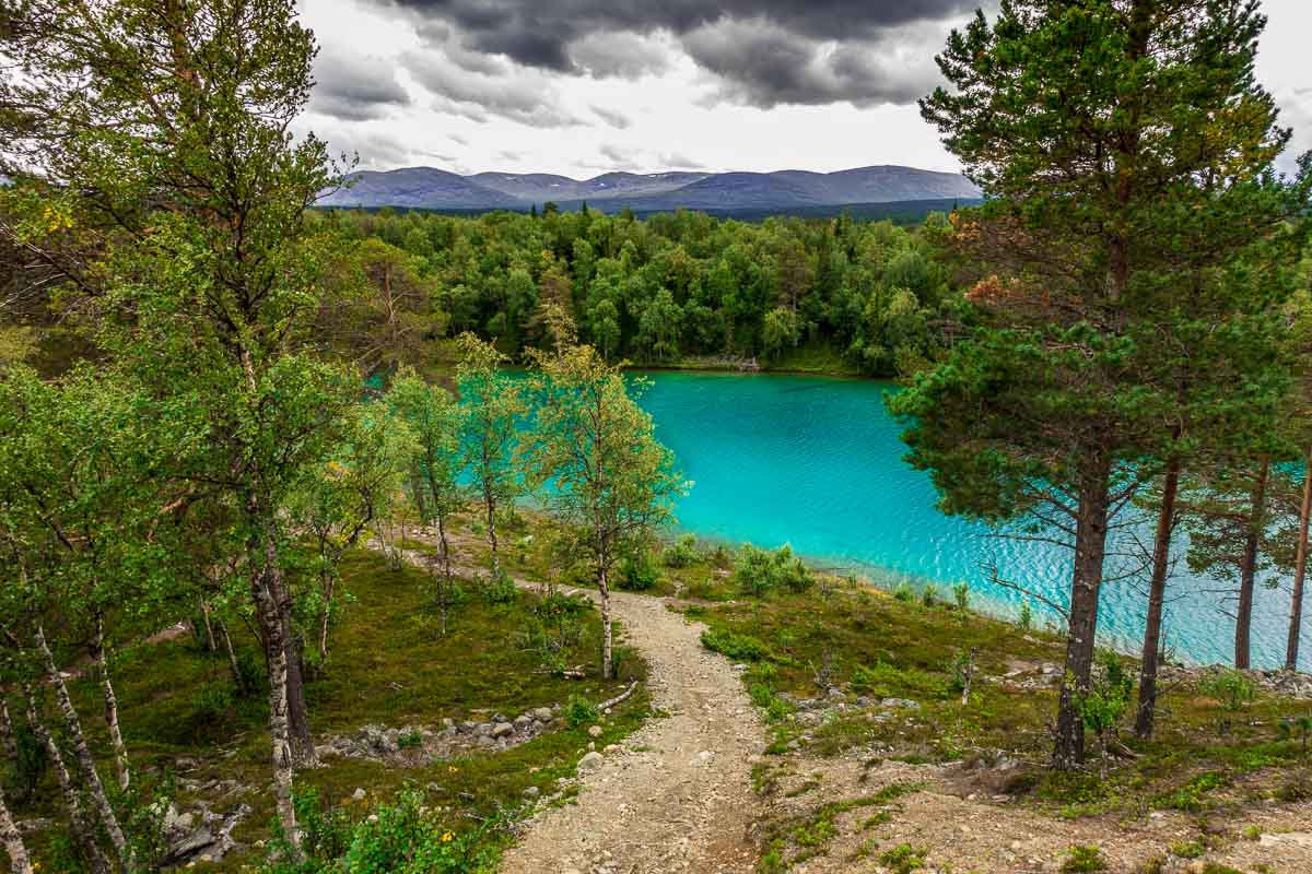 top day hikes Sweden