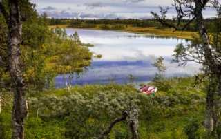 top day hikes Sweden trails