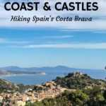 Catalan coast and Castles begur