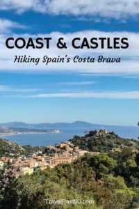 Catalan coast and Castles begur