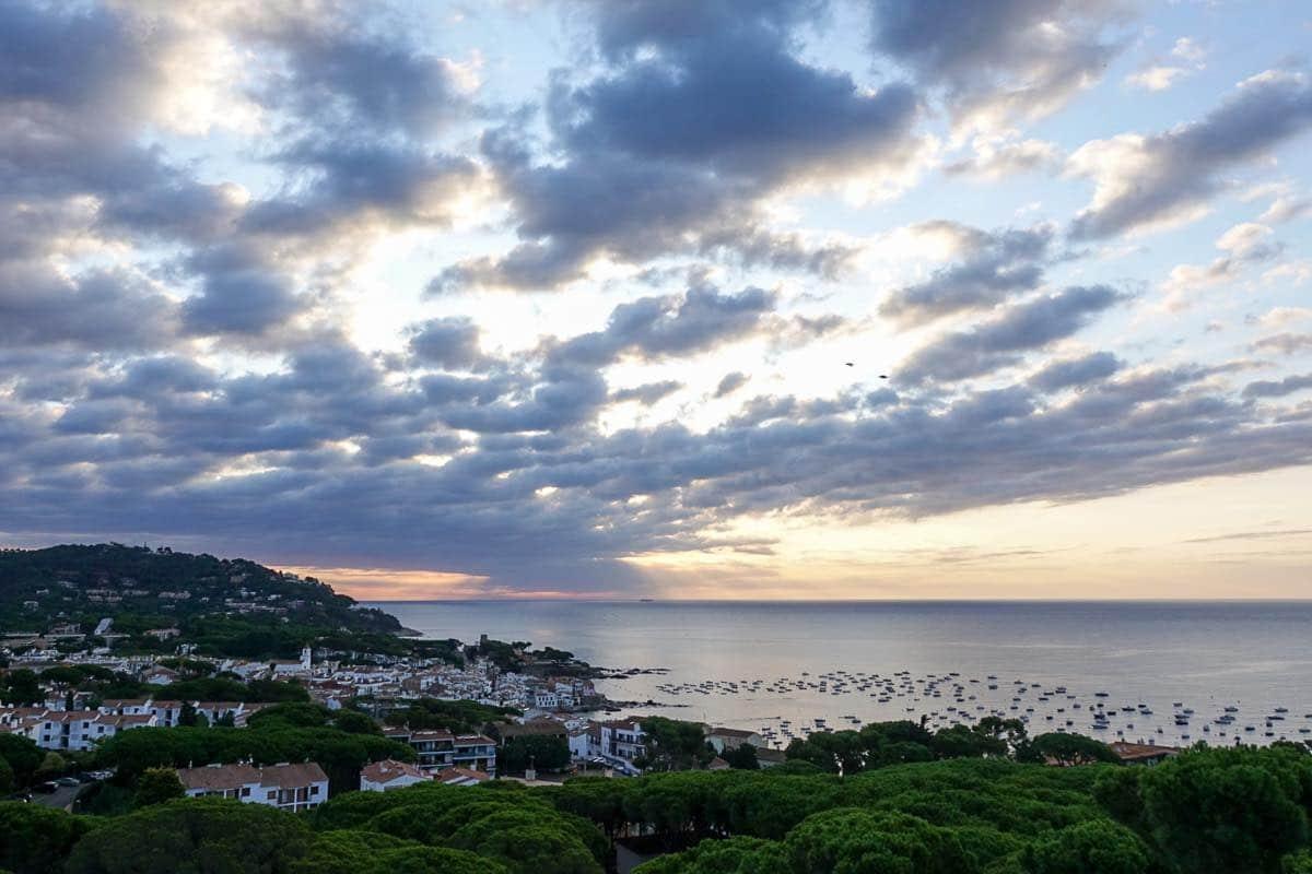 Costa Brava hikes and scenery