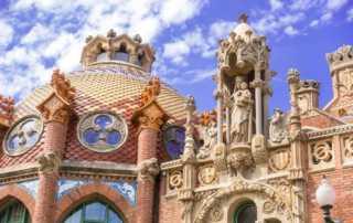 spain barcelona hospital sant pau 5