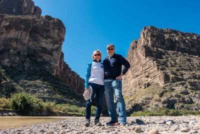 Visiting the Big Bend Area of Texas