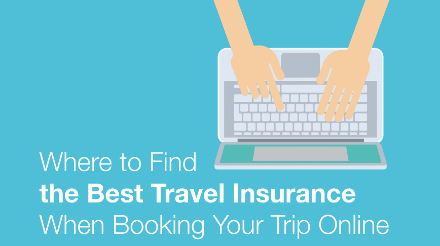 Buy travel insurance while booking