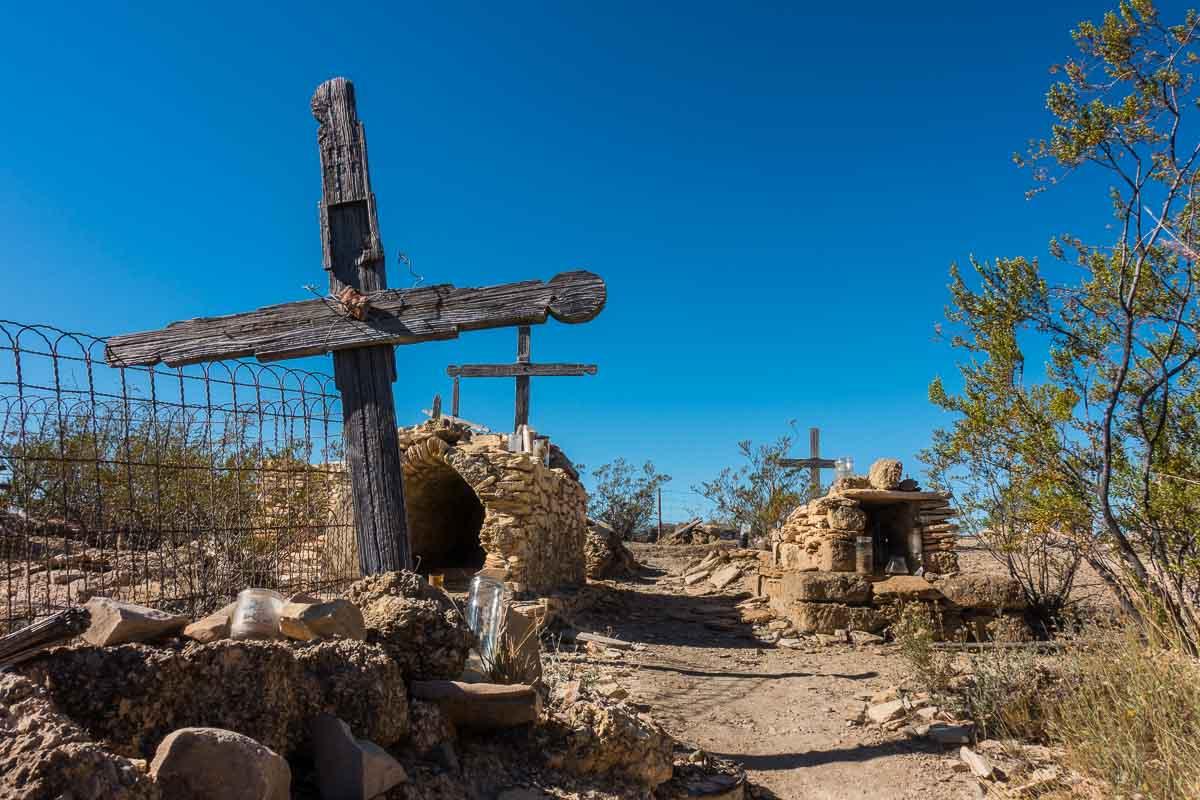 Texas Terlingua cemetery 5