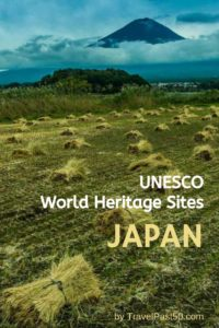 Japan UNESCO World Heritage Site