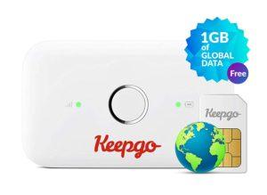 keepgo global data