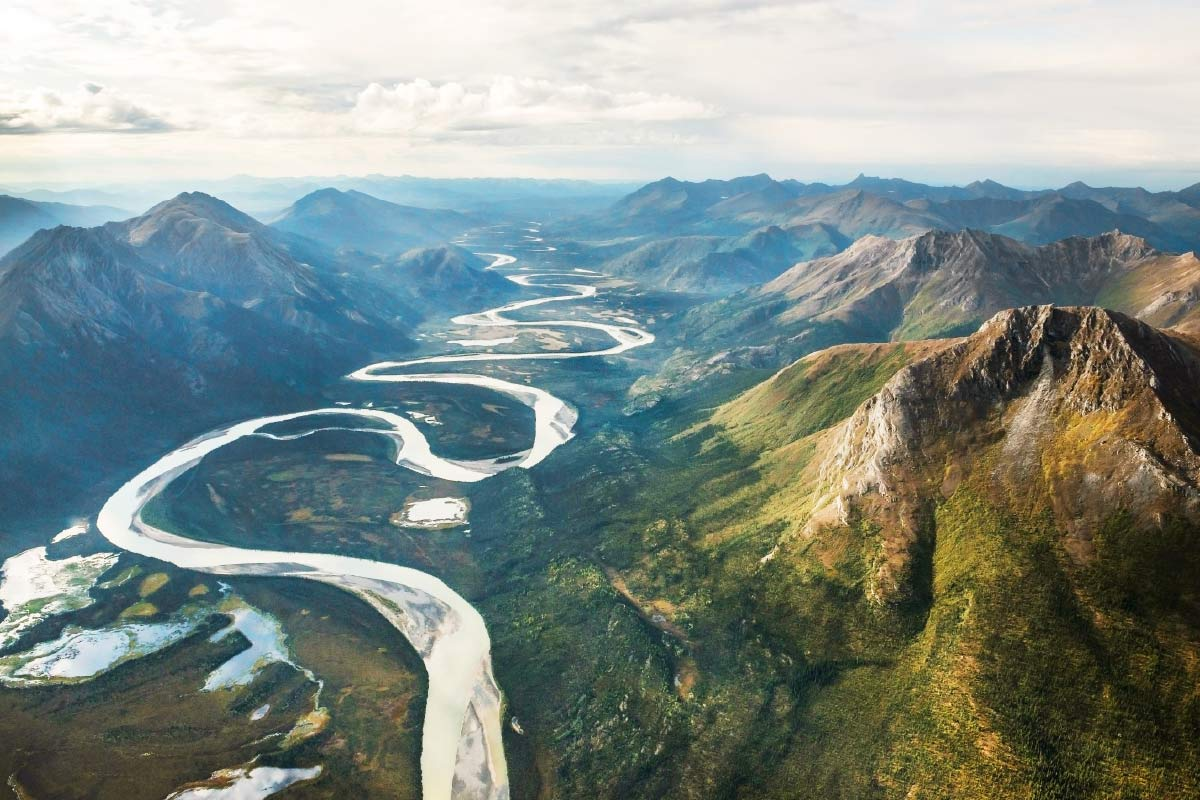 Planning travel to Alaska