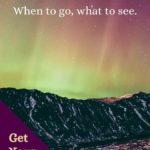 Plan a trip to Alaska When to go