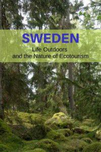 Sweden ecotourism