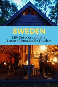 sustainable travel in sweden