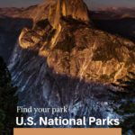 US National parks guide