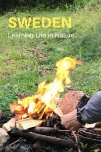 Sweden outdoor life