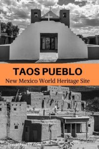 taos new mexico mission church
