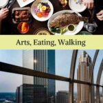 Where to eat walk and shop in Minneapolis St. Paul