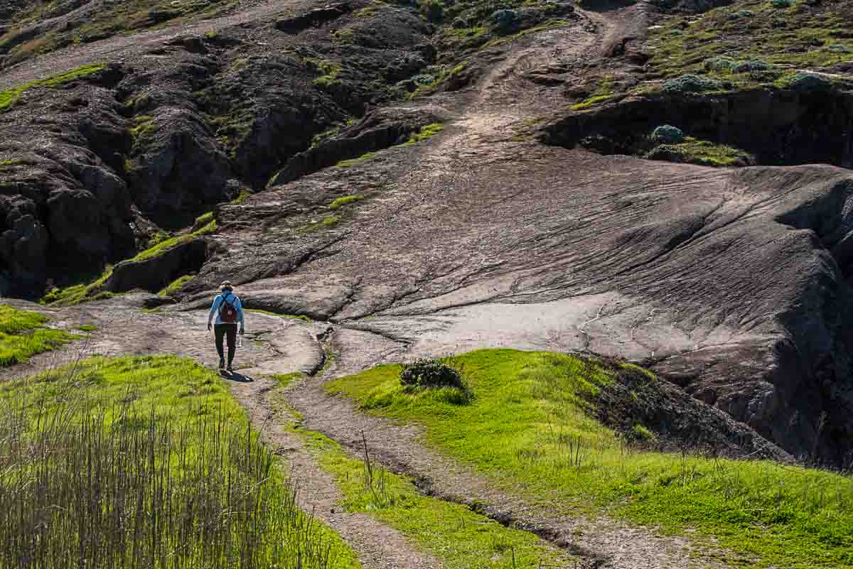 channel islands national park kris hiking