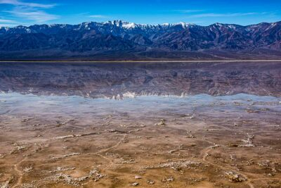 A Winter Visit to Death Valley National Park