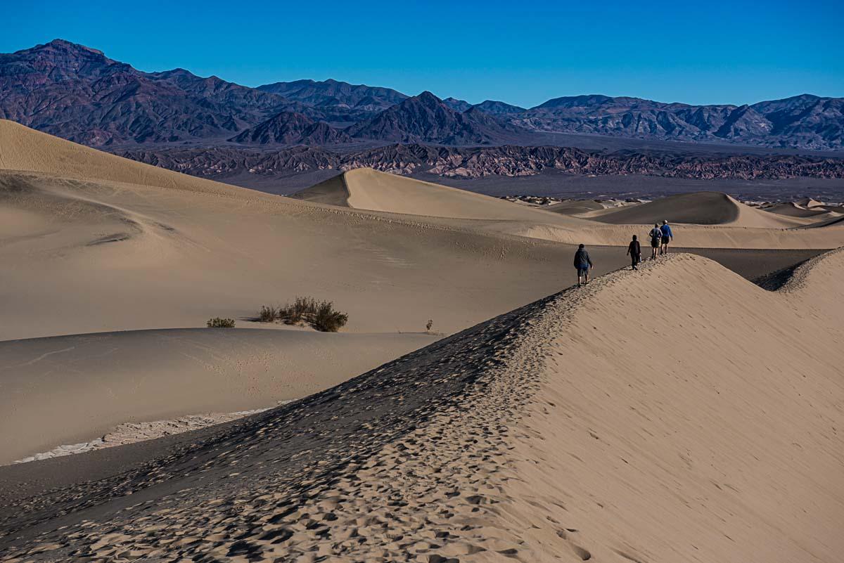 death valley national park mesquite flat sand dunes 4