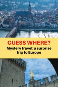 Mystery Travel Europe with Competitors
