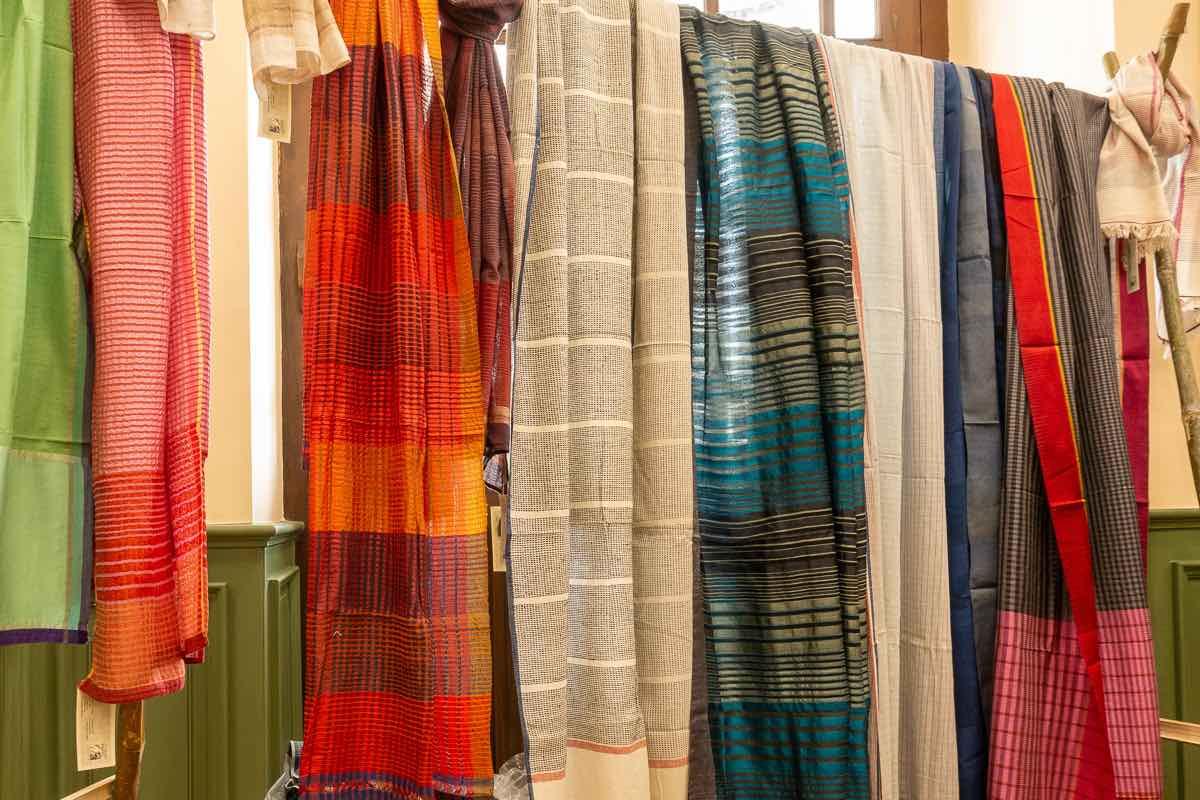 handloom textile craft in India
