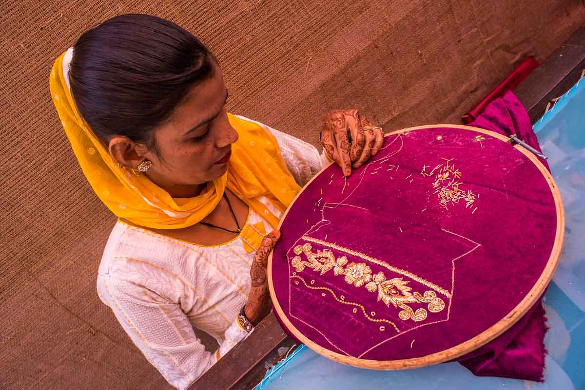 handicrafts of India in Bhopal