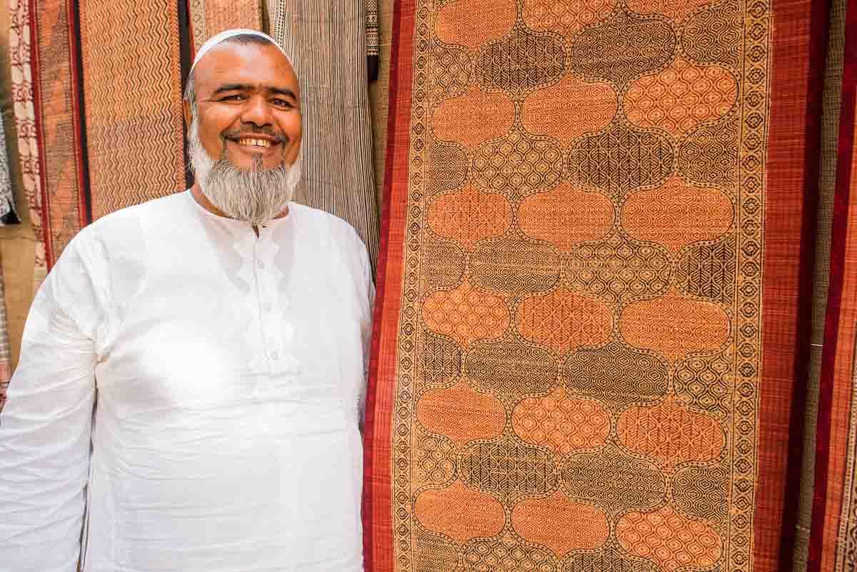 printed fabrics Madhya Pradesh