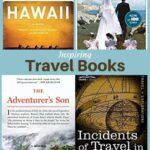 Inspiring travel books 4 titles