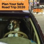 Plan safe road trip stops